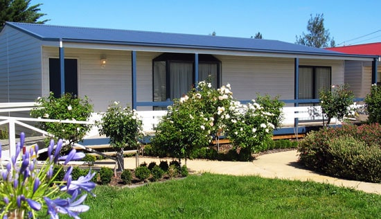 2 bed granny flats large willow grove for Relocatable home designs
